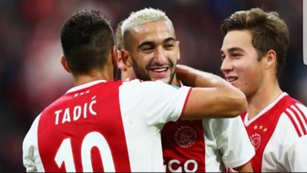 أسبوع تألق المغاربة.. زياش يقود أياكس إلى فوز ساحق ضد ألكمار (فيديو)