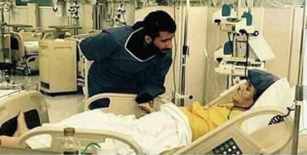 لقطةمؤثرة..لاعبعراقييتلقىخبر وفاةوالدتهخلالمباراةضدالأرجنتين (فيديو)
