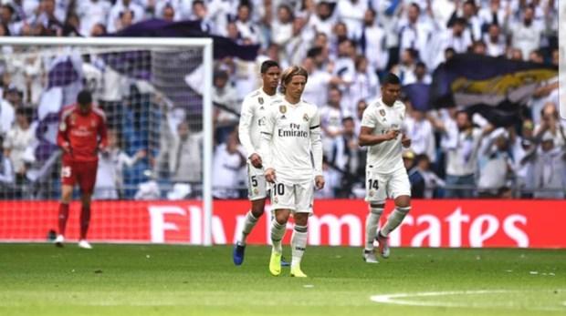 الخسارة الرابعة على التوالي.. ريال مدريد تبهدل!