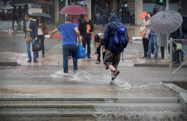 اليوم الأربعاء.. طقس بارد وأجواء غائمة وأمطار