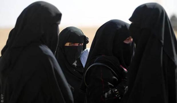 من أصل 87 امرأة.. قوات سورية تعتقل 7 مغربيات