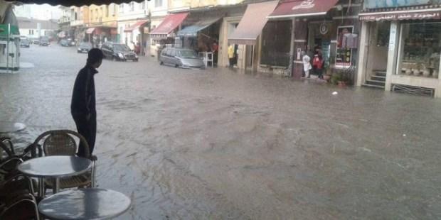 "فاس/ مكناس/ سيدي حرازم.. 270 مليون درهم لـ""صد"" الفيضانات"