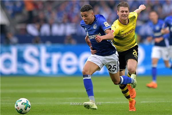 ألمانيا.. أمين حارث أحسن لاعب صاعد