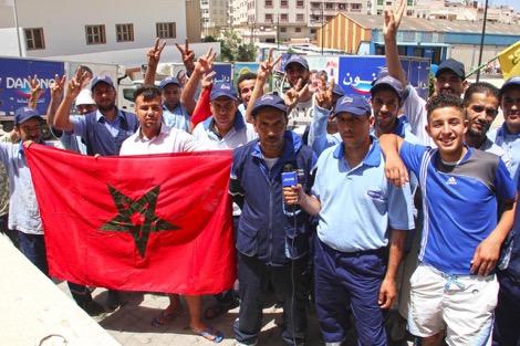 غترجع العمال اللي وقفات.. سنطرال تصالحات مع النقابة