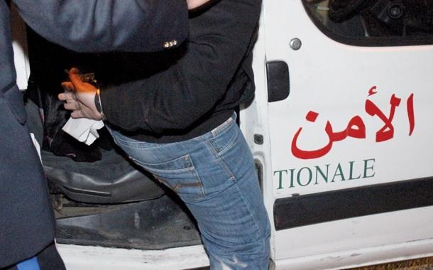 سلا.. اعتقال مروج لأقراص الهلوسة في حافلة لنقل المسافرين