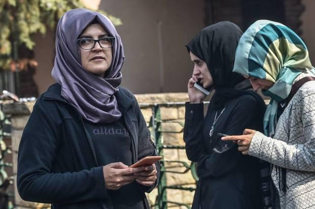 طالبت بكشف تفاصيل أكثر.. خطيبة جمال خاشقجي تحمل السعودية مسؤولية مقتله