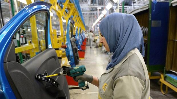 وول ستريت جورنال: المغرب أحسن من جنوب إفريقيا في صناعة السيارات!