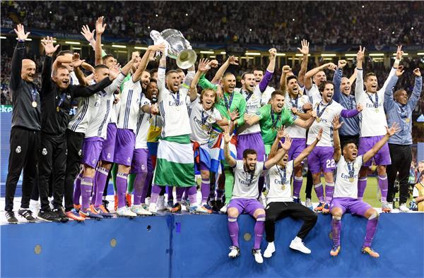 ريال مدريد في المقدمة.. الاتحاد الأوروبي يوزع أرباح السوق التلفزيونية