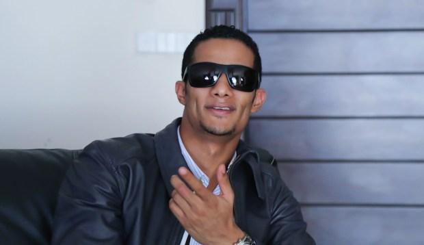 بالفيديو.. الفنان محمد رمضان ينفي خبر حبسه من داخل مكتبه