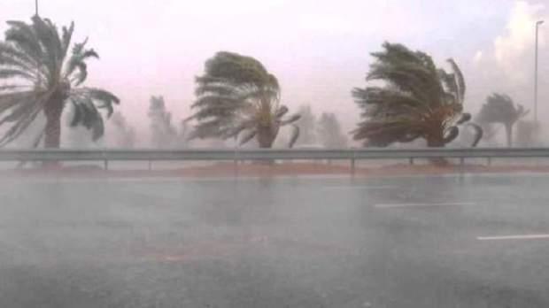اليوم الجمعة.. جو غائم وبارد وأمطار