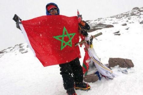 بعد هزمت قمة إيفرست.. المغربية بشرى بيبانو تحاول تسلق أعلى قمة في القطب الجنوبي