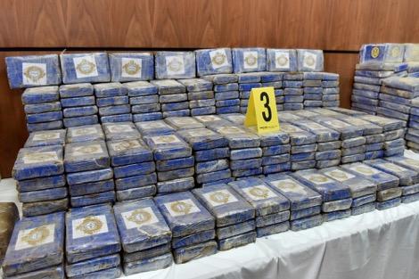 في 3 سنوات.. حجز 5 أطنان من الكوكايين و3 ملايين قرص مهلوس