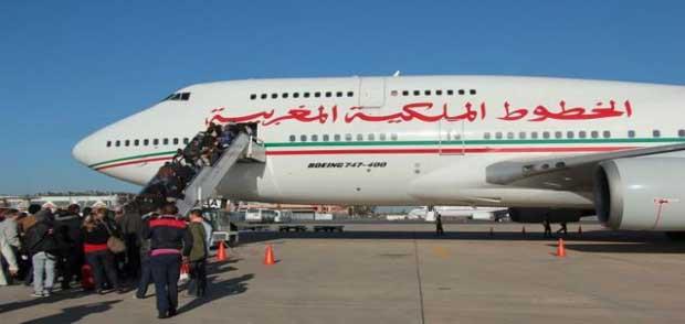 بسبب سوء الأحوال الجوية.. هبوط اضطراري لطائرة في مراكش