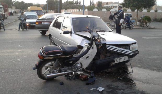 الأسبوع الأخير من 2018.. 28 قتيلا وأكثر من 39 ألف مخالفة