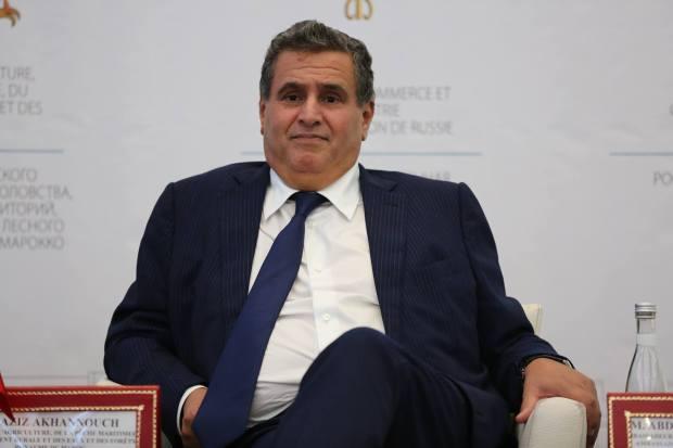 رفقة وفد وزاري هام.. أخنوش في الجزائر