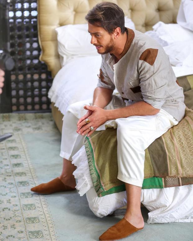 الكليب هندي والبلغة مغربية.. سعد لمجرد يثير السخرية!