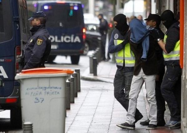 إسبانيا.. مغربي في قبضة الأمن بتهمة الإرهاب