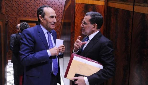 غياب الوزراء عن البرلمان.. العثماني يدخل على الخط