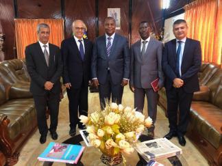 Abdelahad Fassi Fehri Bangui 6