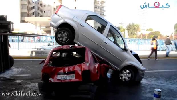 المغاربة مروّنينها فالطرقان ديال المدينة.. 32 واحد مات و5.3 مليون درهم ديال الغرامات
