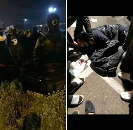 بالصور من كازا.. شاب يطعن صديقته ويذبح نفسه!!