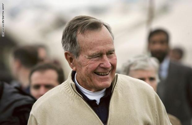 عن عمر ناهز 94 عاما.. وفاة جورج بوش الأب