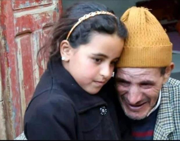 بالصور.. والد ضحية إفران يطلب المساعدة