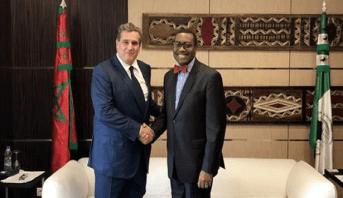 أبيدجان.. تفاصيل مباحثات أخنوش مع رئيس البنك الإفريقي للتنمية