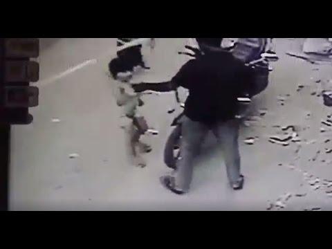 الناظور.. كاميرا مراقبة تفضح شابا حاول اغتصاب طفلة