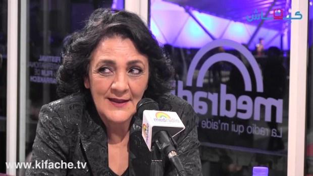 صحاب الإشاعات ما كيتقاضاوش.. الفنانة راوية قتلوها صحاب الفايس!