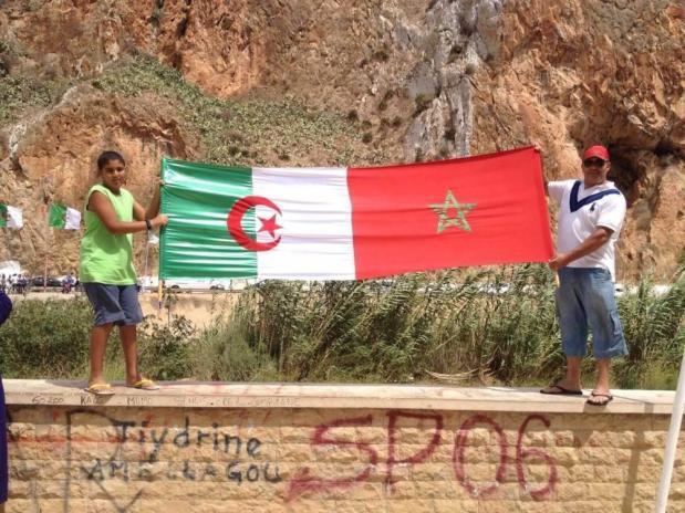 """قرب الحدود بين المغرب والجزائر.. حزب الوردة ينظم مهرجان """"قاطرة مستقبل البناء المغاربي"""""""