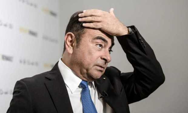 بعد شهرين من اعتقاله.. كارلوس غصن يستقيل من إدارة رونو