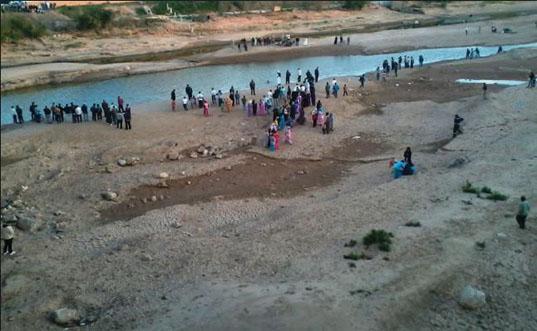 الفقيه بن صالح.. وفاة طفل غرقا في واد أم الربيع
