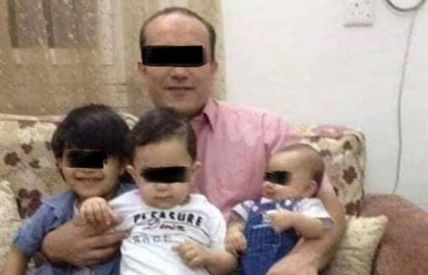 في ليلة رأس السنة.. طبيب مصري يذبح زوجته وأبناءه الثلاثة