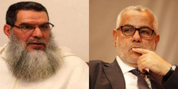 الفيزازي: ابن كيران يستهين بشرع الله دفاعا عن أعضاء حزبه!