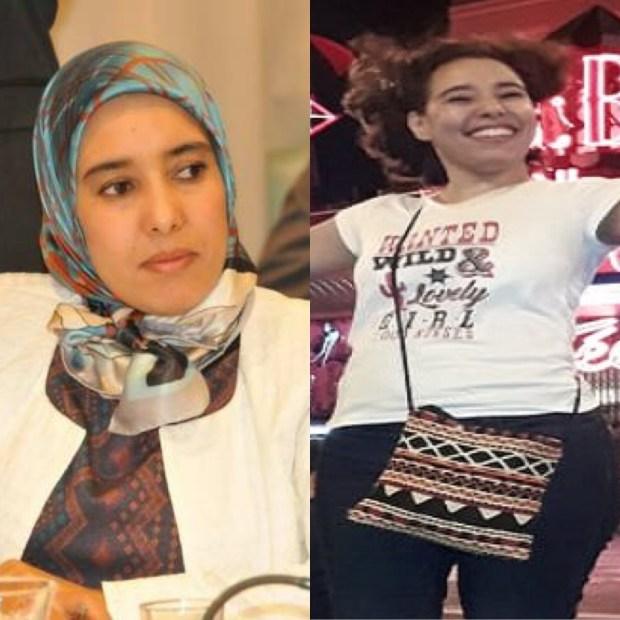 """""""الذراع العاري"""" للحزب الإسلامي.. أمينة ماء العينين تحرج البيجيدي!!"""