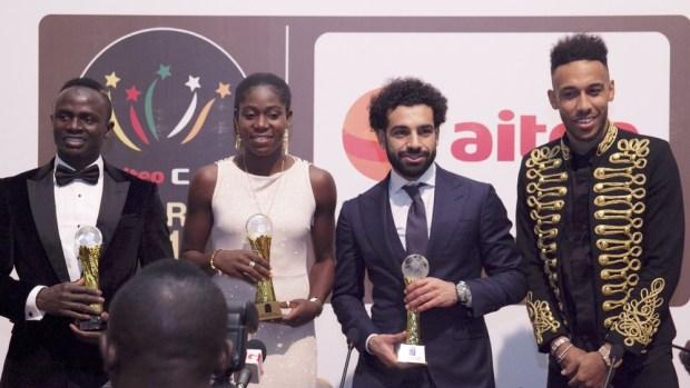 """جائزة أفضل لاعب في القارة الإفريقية لسنة 2018.. الكاف """"يقصي"""" المغاربة من لائحة المرشحين النهائية"""