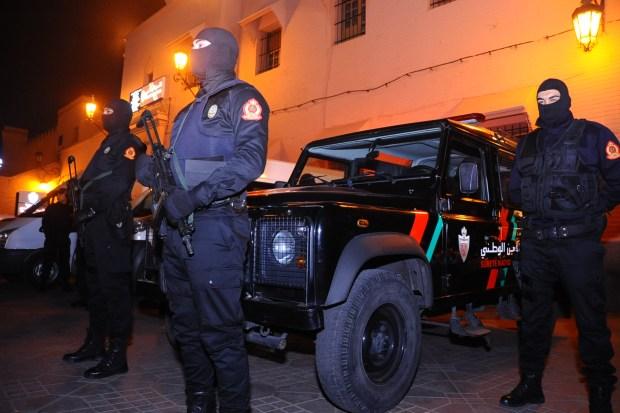 حصيلة تدخلات البوليس في رأس العام.. توقيف 116 شخصا بينهم 5 نساء في مراكش