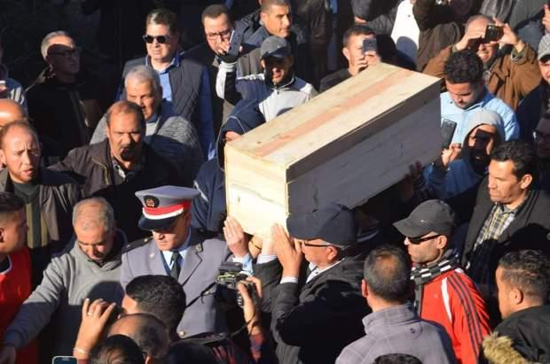 بالصور من الدرويش.. جنازة الطفلة المقتولة إخلاص