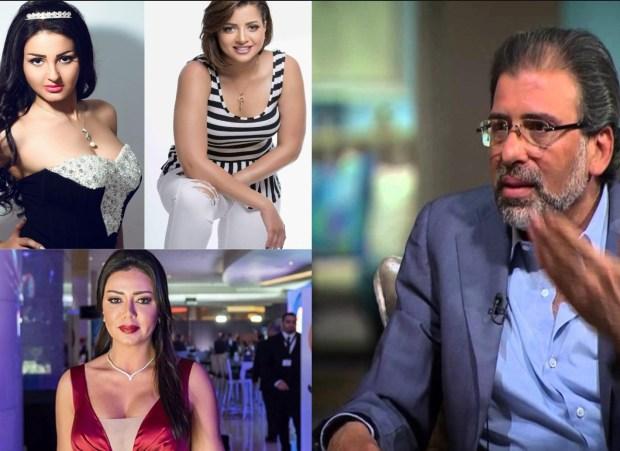 مصر.. فيديوهات جنسية لمخرج وبرلماني مع فنانات (صور)