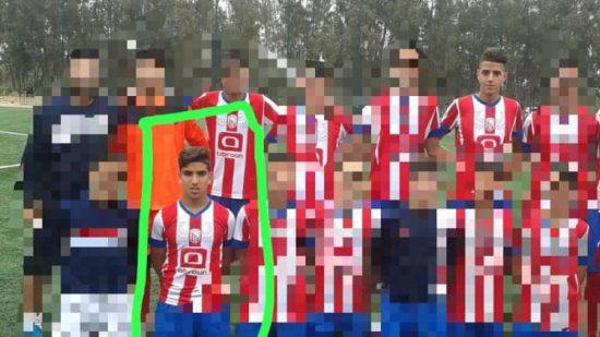 حادثة سير.. وفاة لاعب في شبان المغرب التطواني