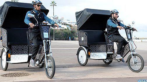 الرباط.. حقيقة صفقة وثمن الدراجات طاكسي