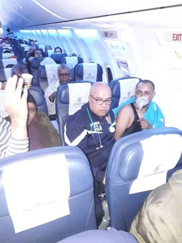 برافو.. طبيب فريق حسنية أكادير ينقذ حياة مسافر إثيوبي