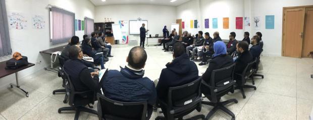 """لفائدة أكثر من 20 مدرسا و400 طالب.. المجلس البريطاني في المغرب يطلق برنامج """"تقدم"""" (صور)"""