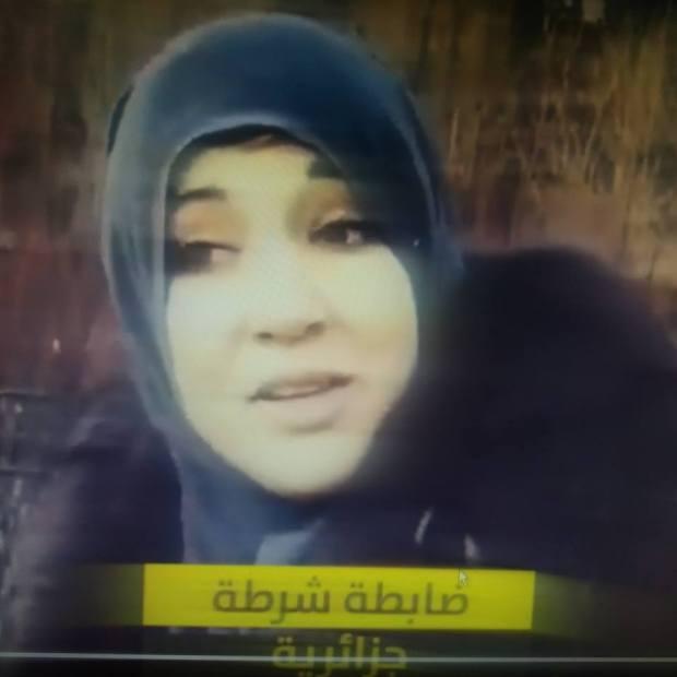 ضابطة شرطة جزائرية حاركة فبريطانيا: أكبر تاجر مخدرات هو مدير الأمن الجزائري (فيديو)