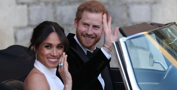 لأول مرة.. الأمير هاري وزوجته ميغان يزوران المغرب