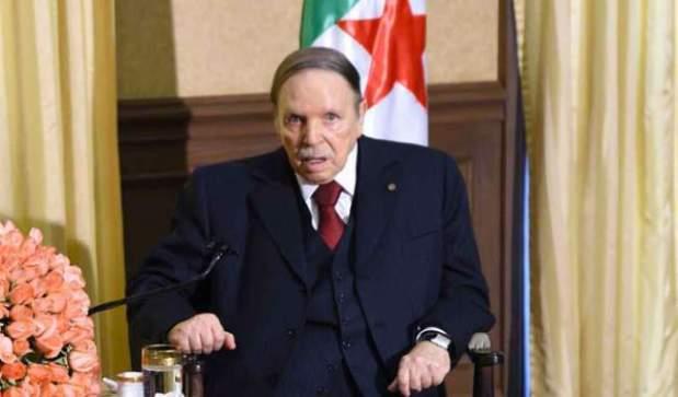 لولاية خامسة.. الحزب الحاكم في الجزائر يعلن رسميا ترشيح بوتفليقة للرئاسة
