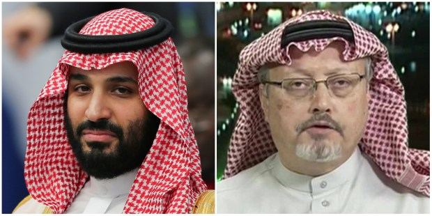 قبل عام من مقتله في القنصلية.. ولي العهد السعودي هدد بقتل خاشقجي برصاصة