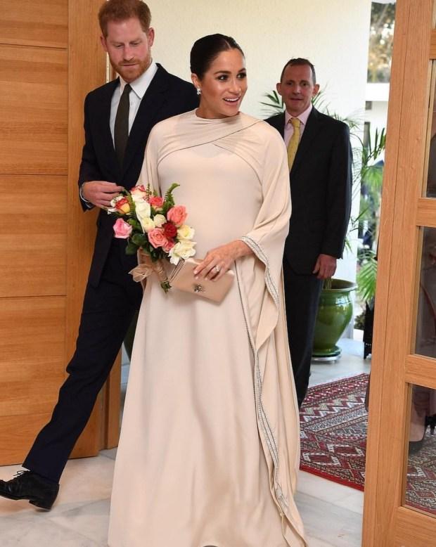 بالصور من الرباط.. الأمير هاري وزوجته يلتقيان بنصالح والبكوري