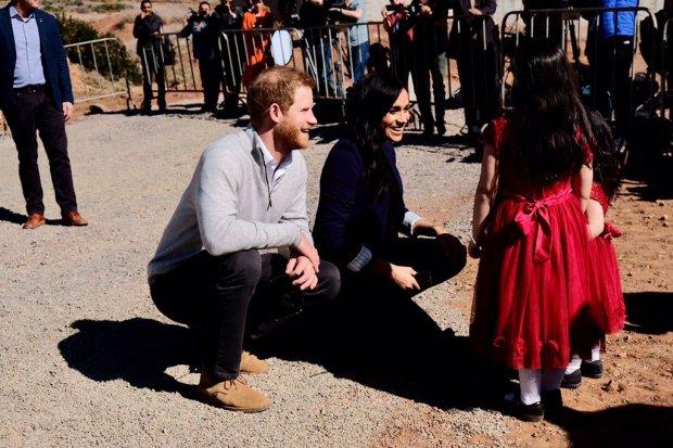 بعد الترحيب والحفاوة.. قصر كنسينغتون الملكي يشكر مستقبلي دوق ودوقة ساسكس في المغرب